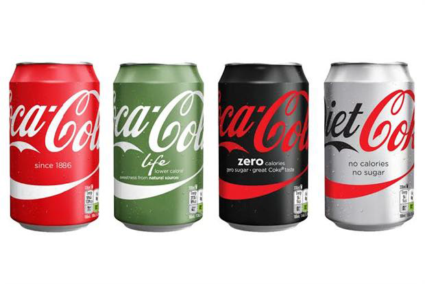 The new brand strategy of Coca-Cola