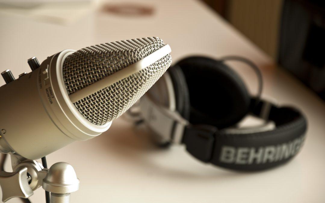 Der Podcast wieder im Trend
